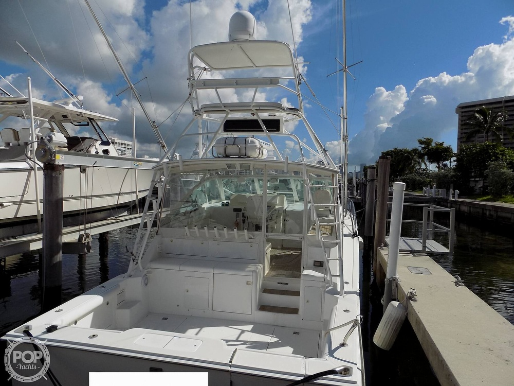 2000 Cabo boat for sale, model of the boat is 45 Express & Image # 6 of 40