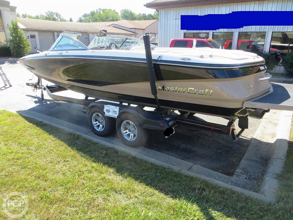 2007 Mastercraft boat for sale, model of the boat is 245 Maristar & Image # 2 of 40