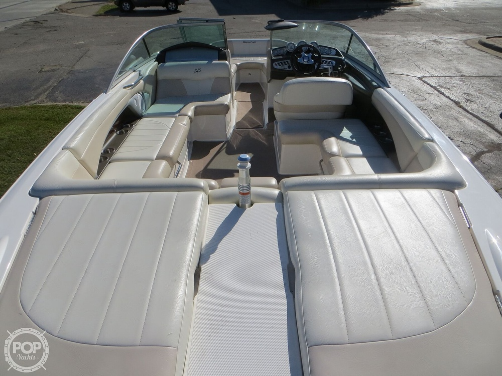 2007 Mastercraft boat for sale, model of the boat is 245 Maristar & Image # 3 of 40