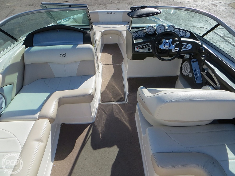 2007 Mastercraft boat for sale, model of the boat is 245 Maristar & Image # 5 of 40