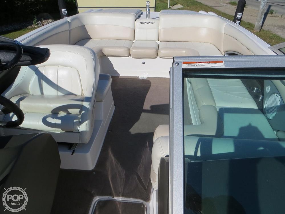 2007 Mastercraft boat for sale, model of the boat is 245 Maristar & Image # 7 of 40