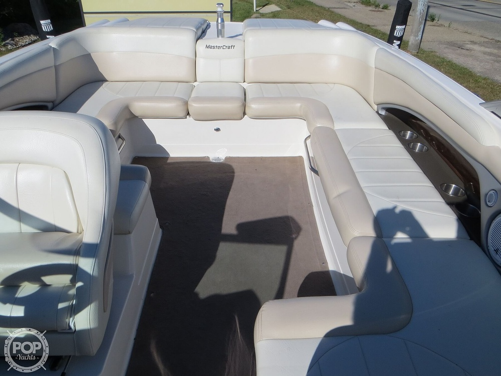2007 Mastercraft boat for sale, model of the boat is 245 Maristar & Image # 8 of 40