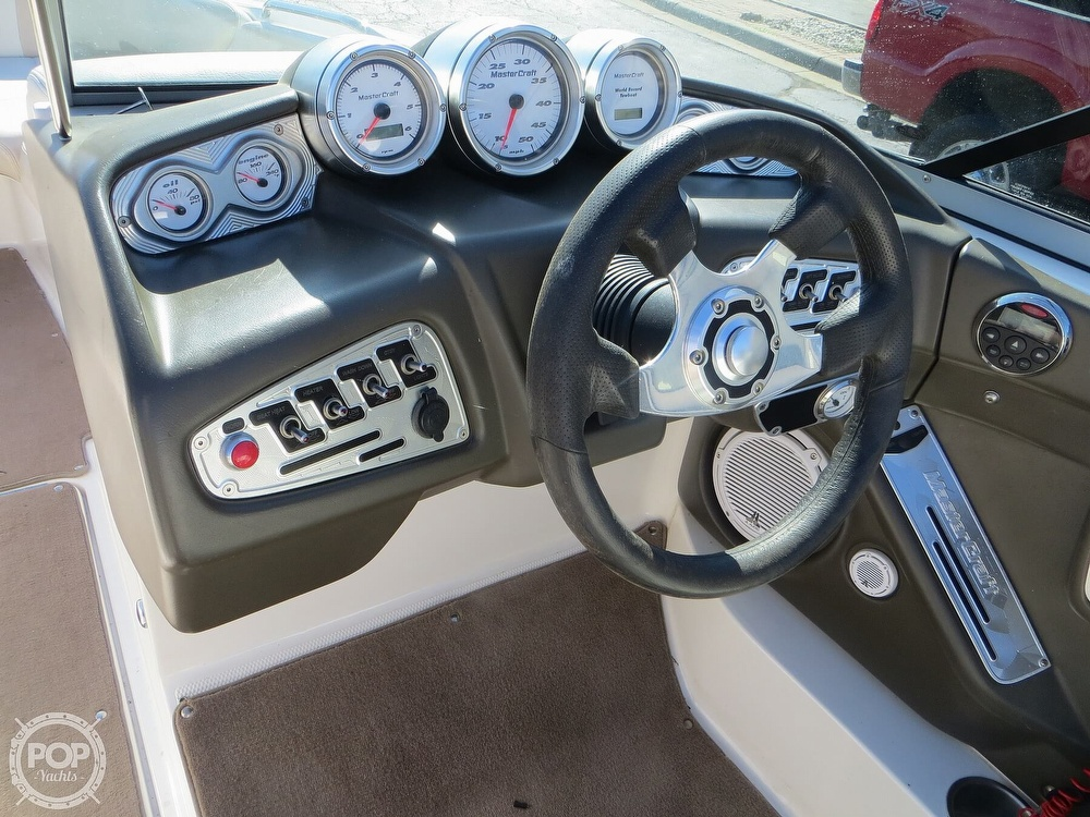2007 Mastercraft boat for sale, model of the boat is 245 Maristar & Image # 18 of 40