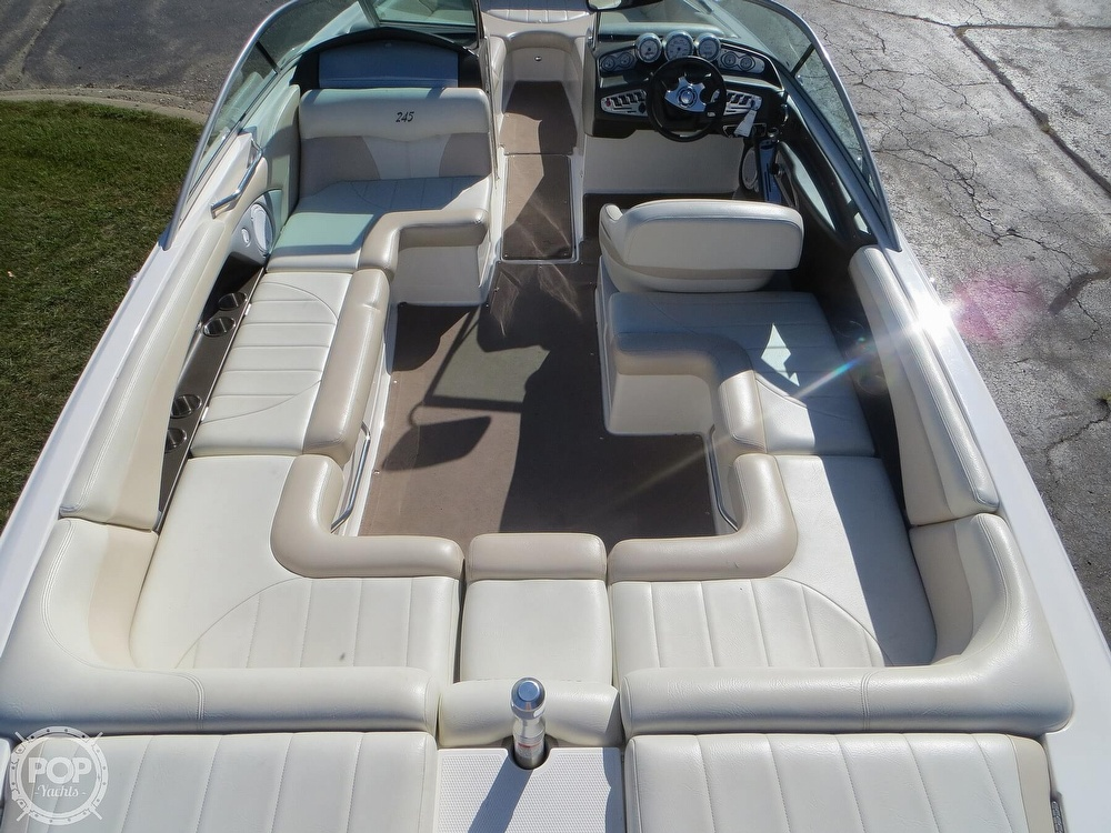 2007 Mastercraft boat for sale, model of the boat is 245 Maristar & Image # 36 of 40