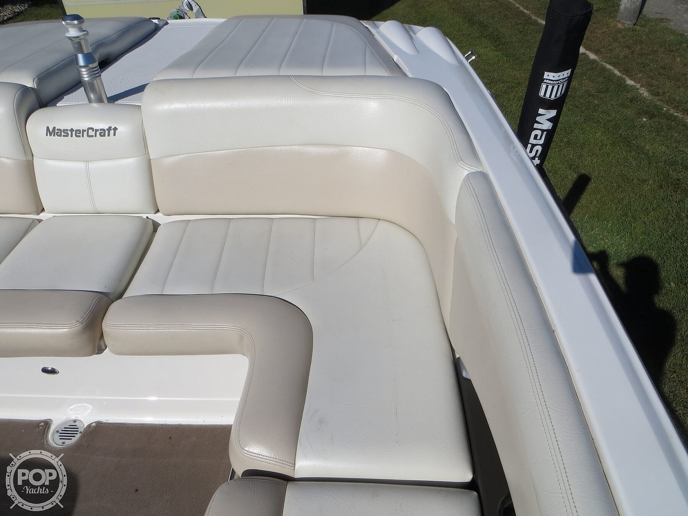 2007 Mastercraft boat for sale, model of the boat is 245 Maristar & Image # 40 of 40