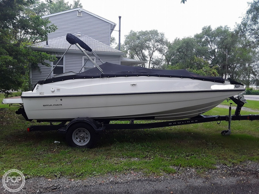 2017 Bayliner boat for sale, model of the boat is 195DB & Image # 2 of 40