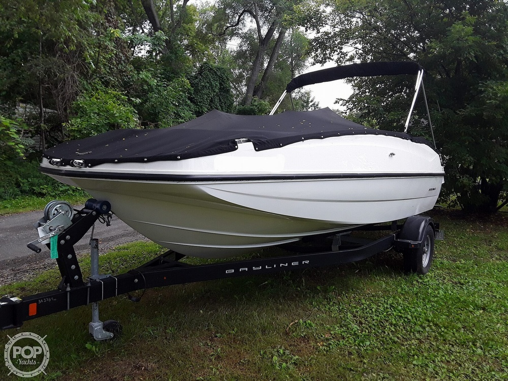 2017 Bayliner boat for sale, model of the boat is 195DB & Image # 6 of 40