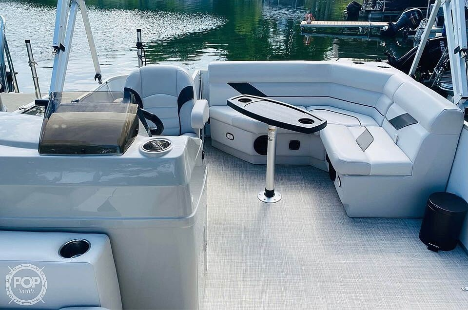 2021 SunCatcher boat for sale, model of the boat is 16C & Image # 18 of 40