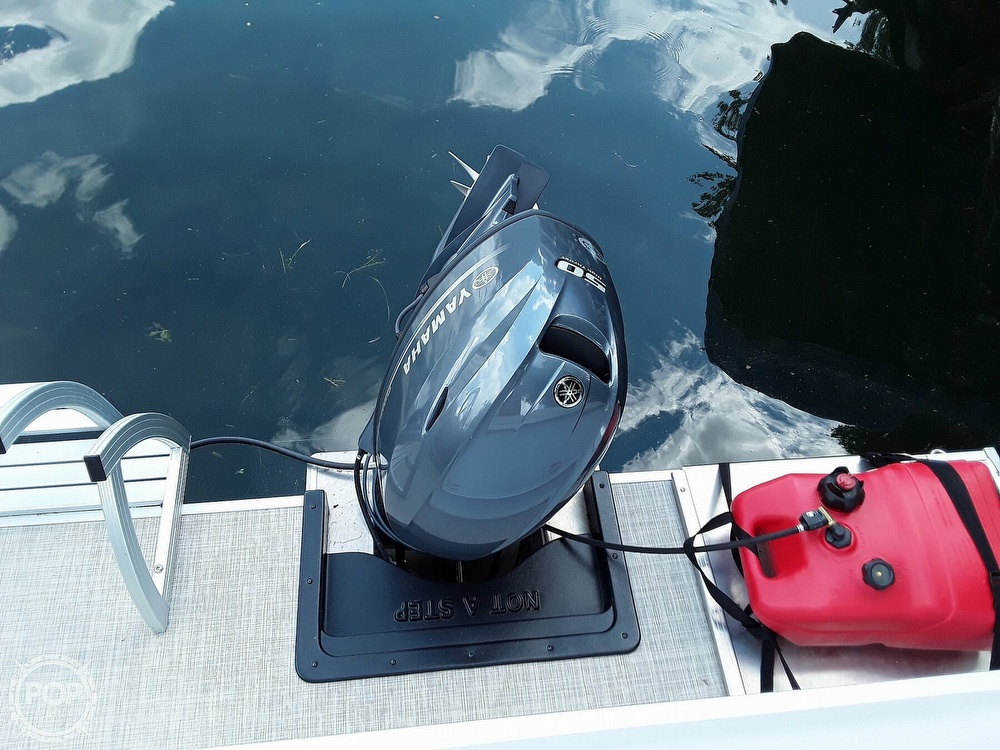 2021 SunCatcher boat for sale, model of the boat is 16C & Image # 24 of 40