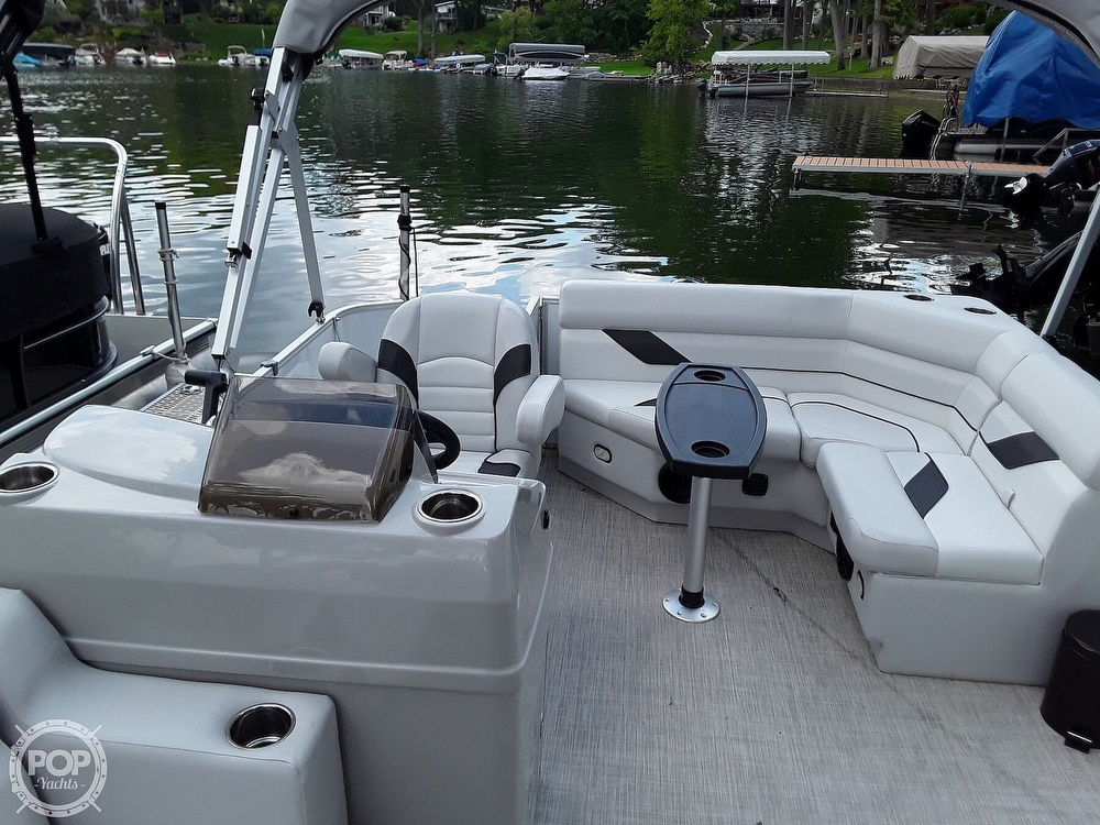 2021 SunCatcher boat for sale, model of the boat is 16C & Image # 19 of 40