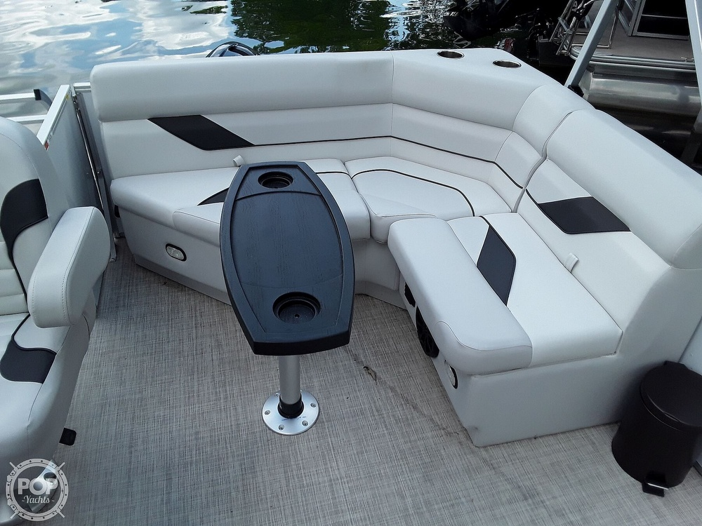 2021 SunCatcher boat for sale, model of the boat is 16C & Image # 21 of 40