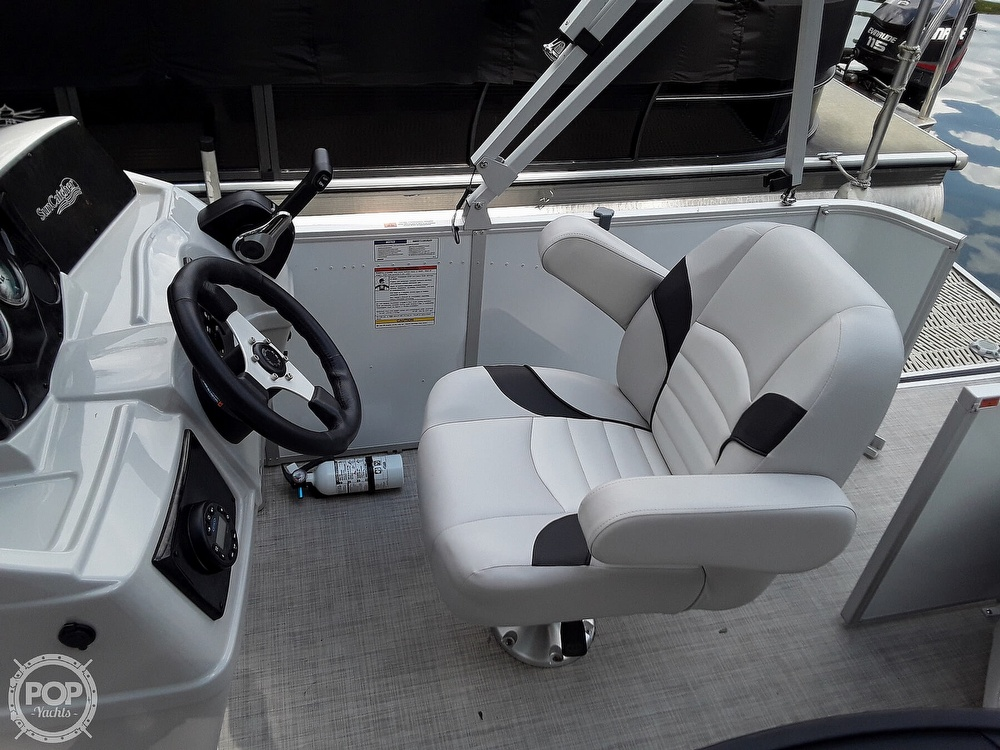 2021 SunCatcher boat for sale, model of the boat is 16C & Image # 10 of 40