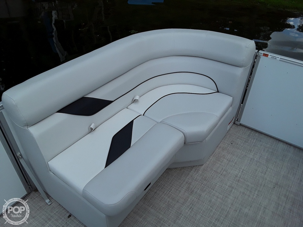 2021 SunCatcher boat for sale, model of the boat is 16C & Image # 30 of 40