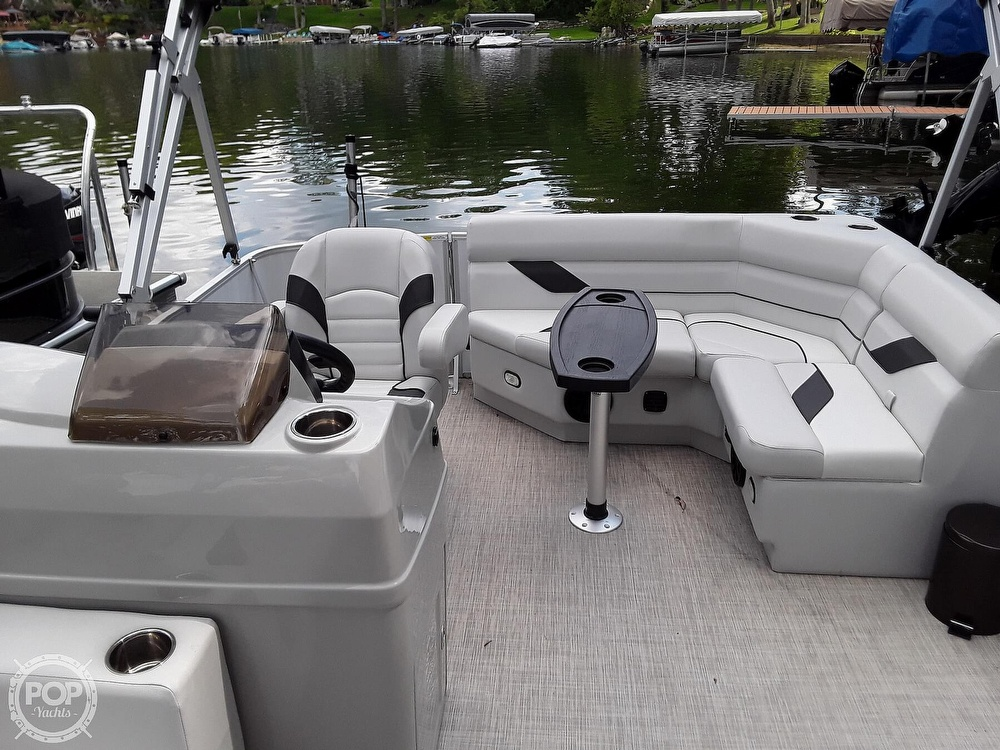 2021 SunCatcher boat for sale, model of the boat is 16C & Image # 33 of 40