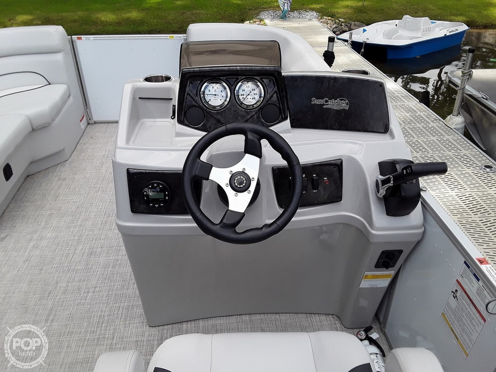 2021 SunCatcher boat for sale, model of the boat is 16C & Image # 36 of 40