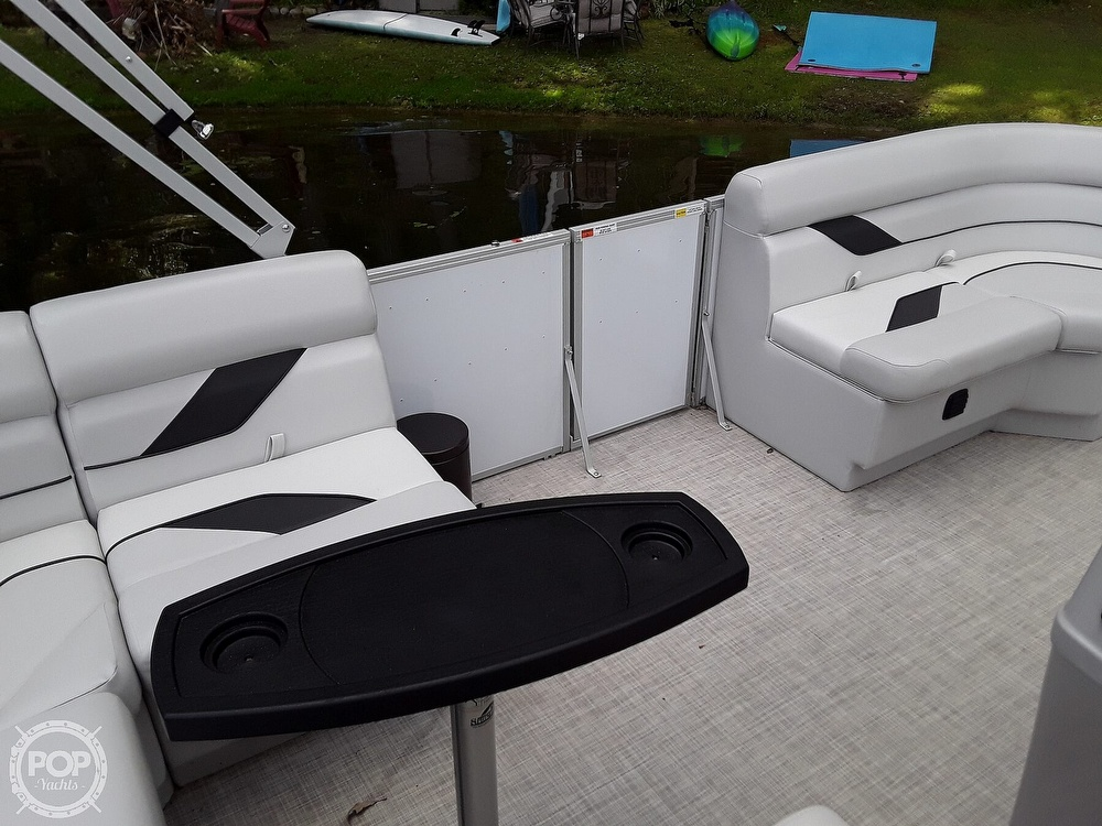 2021 SunCatcher boat for sale, model of the boat is 16C & Image # 38 of 40