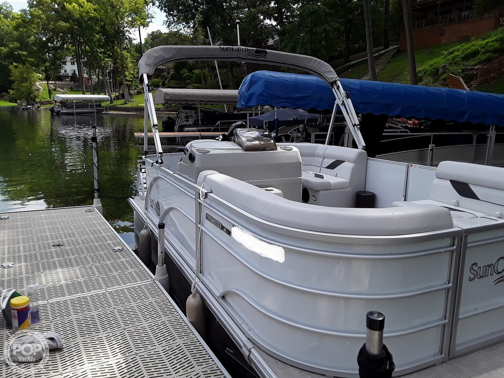 2021 SunCatcher boat for sale, model of the boat is 16C & Image # 5 of 40