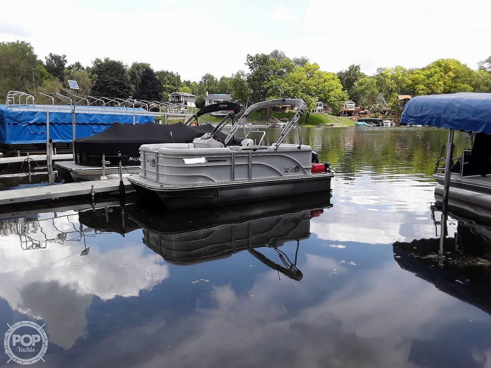 2021 SunCatcher boat for sale, model of the boat is 16C & Image # 6 of 40