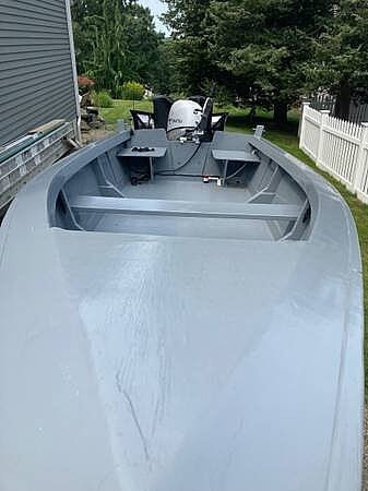 2020 Ladybug boat for sale, model of the boat is Manomet 18 & Image # 6 of 7
