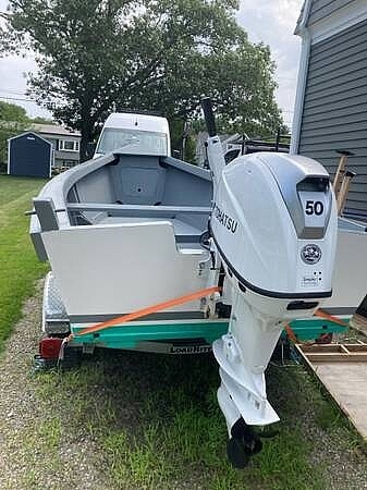 2020 Ladybug boat for sale, model of the boat is Manomet 18 & Image # 2 of 7