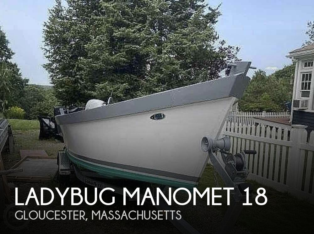 2020 Ladybug boat for sale, model of the boat is Manomet 18 & Image # 1 of 7
