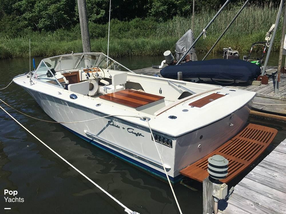 1972 Chris Craft boat for sale, model of the boat is Lancer 23 & Image # 22 of 40