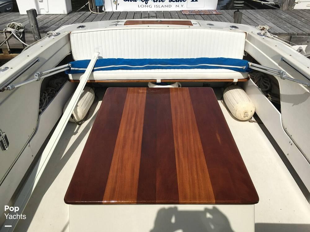 1972 Chris Craft boat for sale, model of the boat is Lancer 23 & Image # 25 of 40