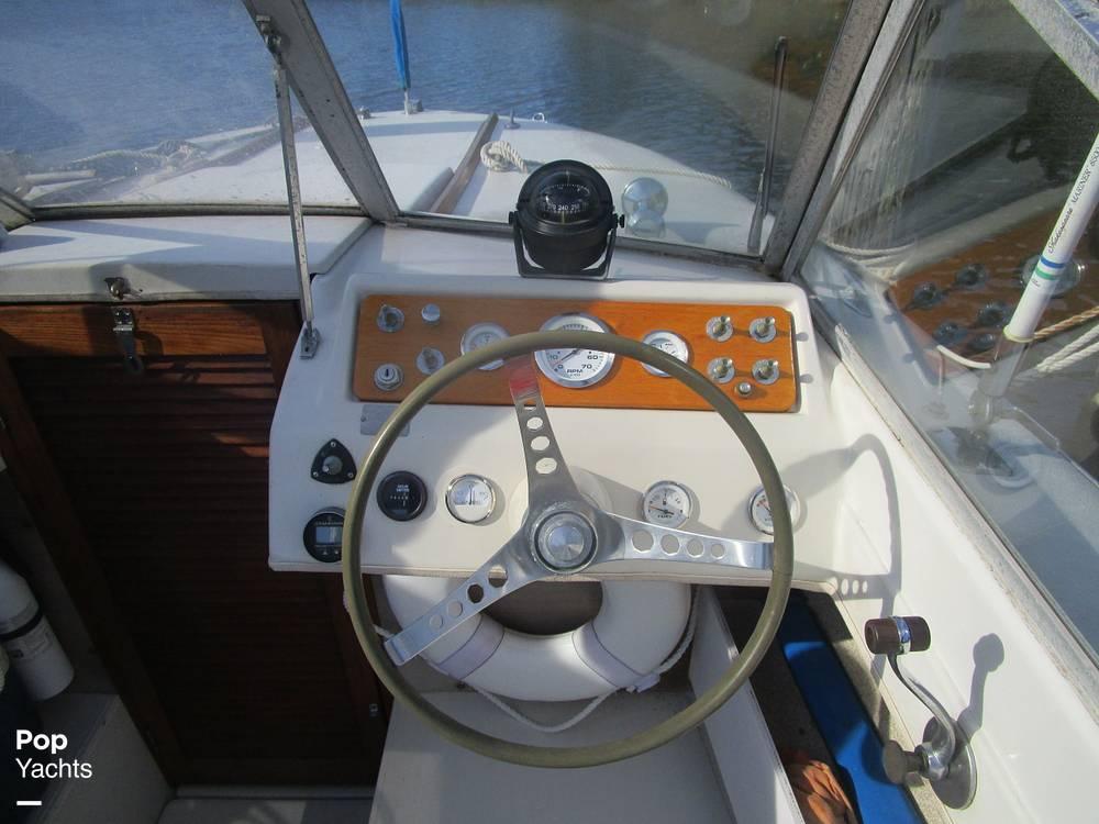 1972 Chris Craft boat for sale, model of the boat is Lancer 23 & Image # 26 of 40