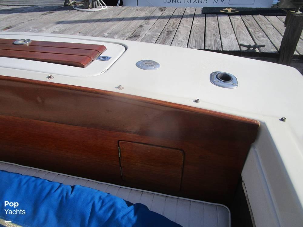 1972 Chris Craft boat for sale, model of the boat is Lancer 23 & Image # 30 of 40