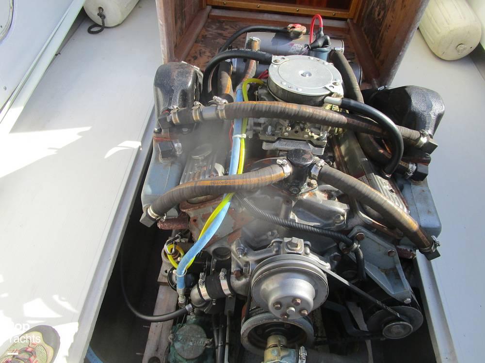 1972 Chris Craft boat for sale, model of the boat is Lancer 23 & Image # 38 of 40