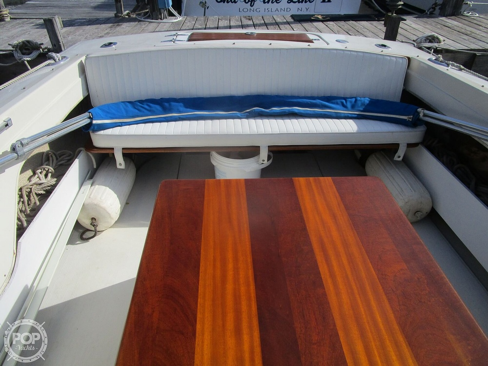 1972 Chris Craft boat for sale, model of the boat is Lancer 23 & Image # 39 of 40