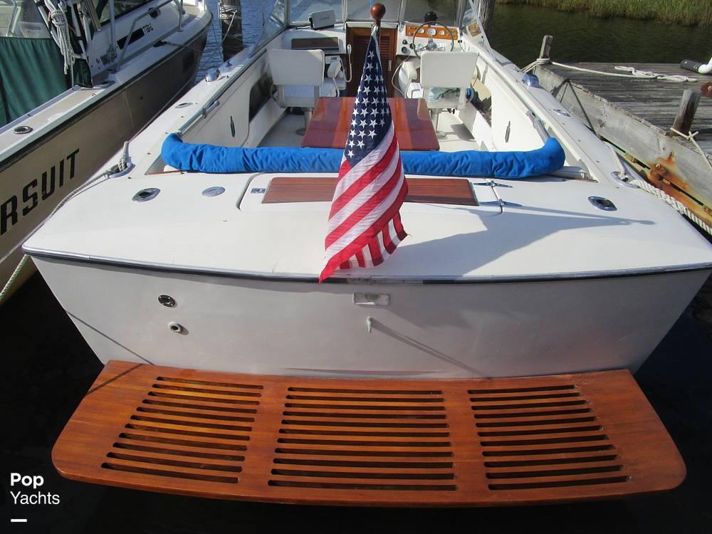 1972 Chris Craft boat for sale, model of the boat is Lancer 23 & Image # 2 of 40