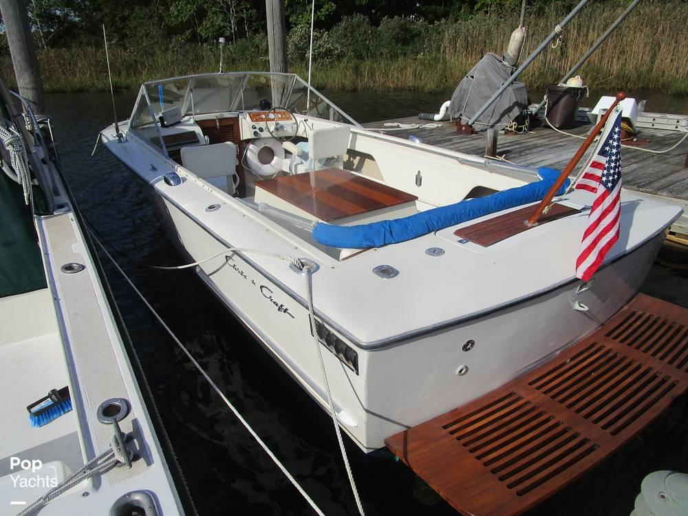 1972 Chris Craft boat for sale, model of the boat is Lancer 23 & Image # 3 of 40