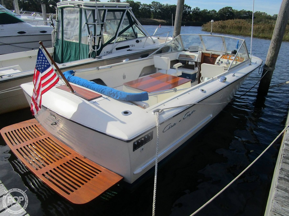 1972 Chris Craft boat for sale, model of the boat is Lancer 23 & Image # 4 of 40