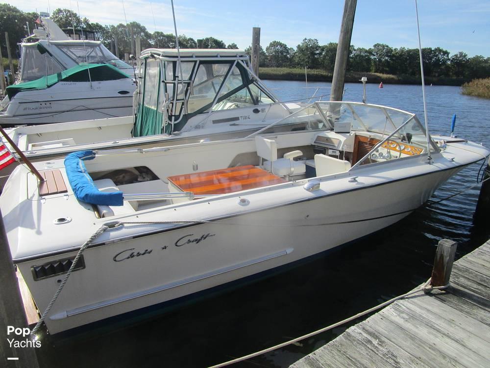 1972 Chris Craft boat for sale, model of the boat is Lancer 23 & Image # 5 of 40