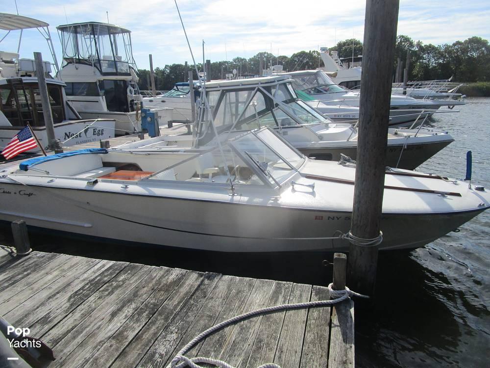 1972 Chris Craft boat for sale, model of the boat is Lancer 23 & Image # 6 of 40
