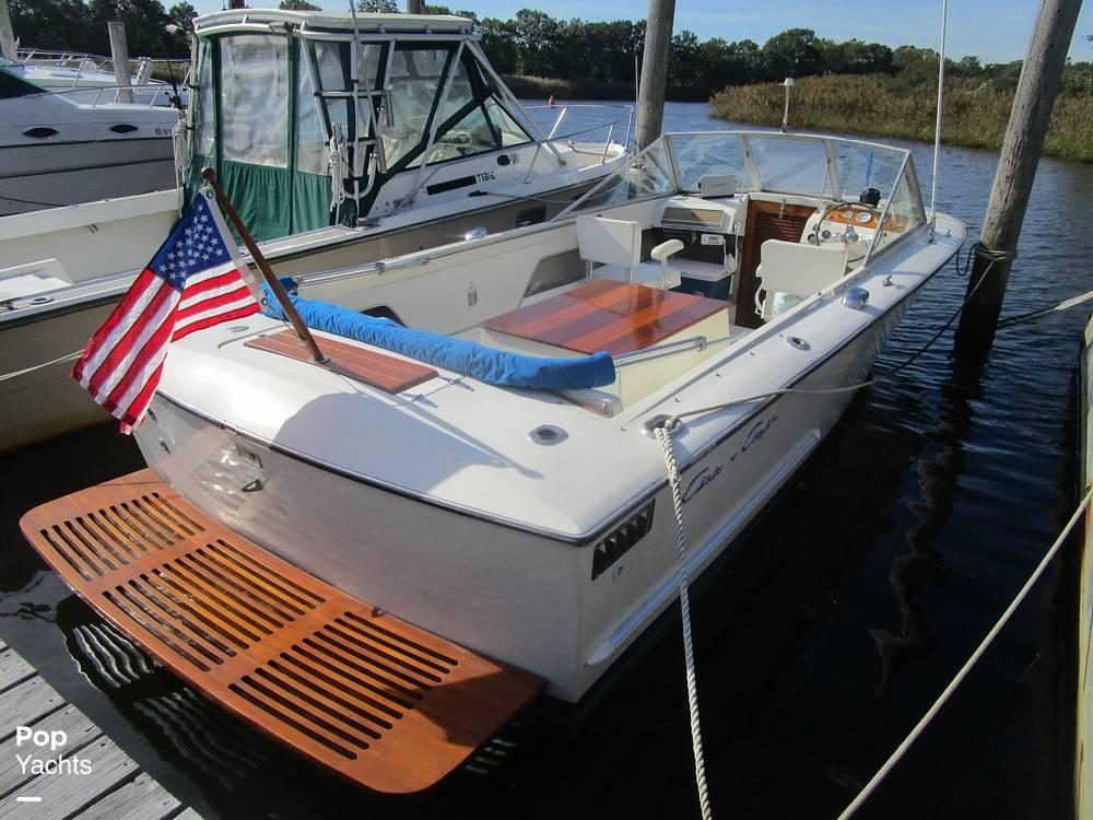 1972 Chris Craft boat for sale, model of the boat is Lancer 23 & Image # 9 of 40