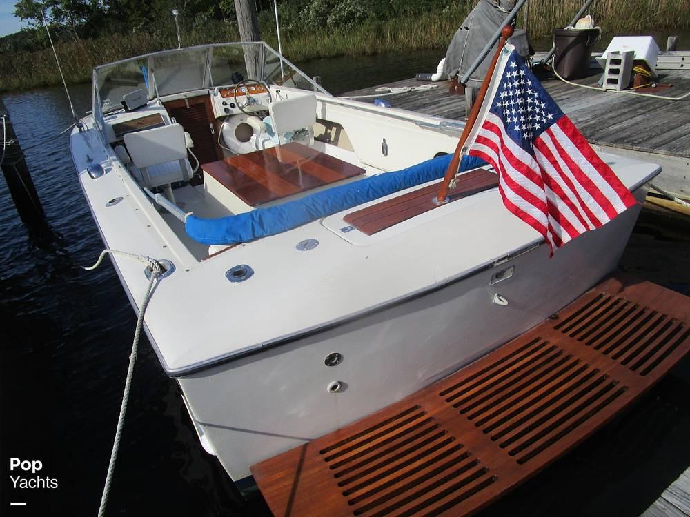 1972 Chris Craft boat for sale, model of the boat is Lancer 23 & Image # 11 of 40