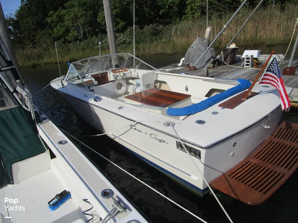 1972 Chris Craft boat for sale, model of the boat is Lancer 23 & Image # 12 of 40