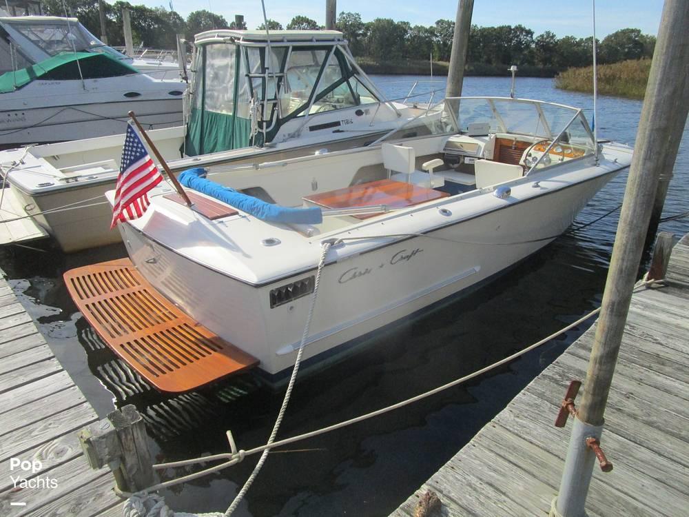 1972 Chris Craft boat for sale, model of the boat is Lancer 23 & Image # 13 of 40