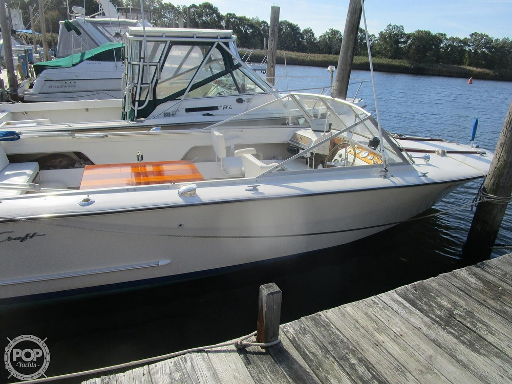 1972 Chris Craft boat for sale, model of the boat is Lancer 23 & Image # 15 of 40