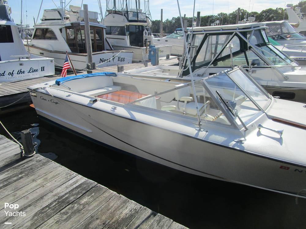 1972 Chris Craft boat for sale, model of the boat is Lancer 23 & Image # 19 of 40