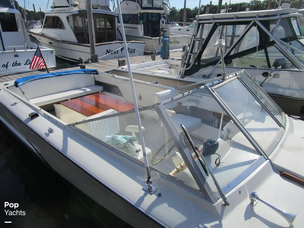 1972 Chris Craft boat for sale, model of the boat is Lancer 23 & Image # 21 of 40