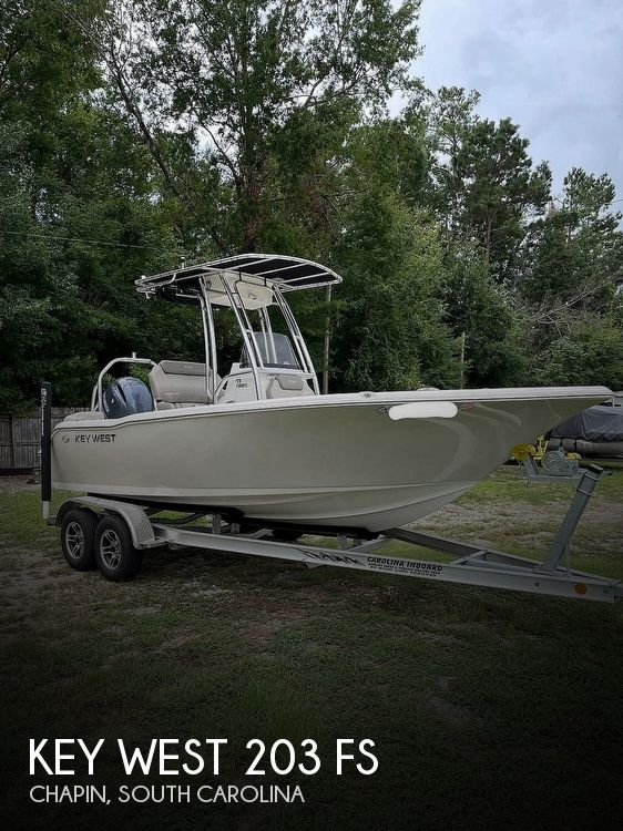 Used Power boats For Sale in Columbia, South Carolina by owner | 2021 Key West 203 FS