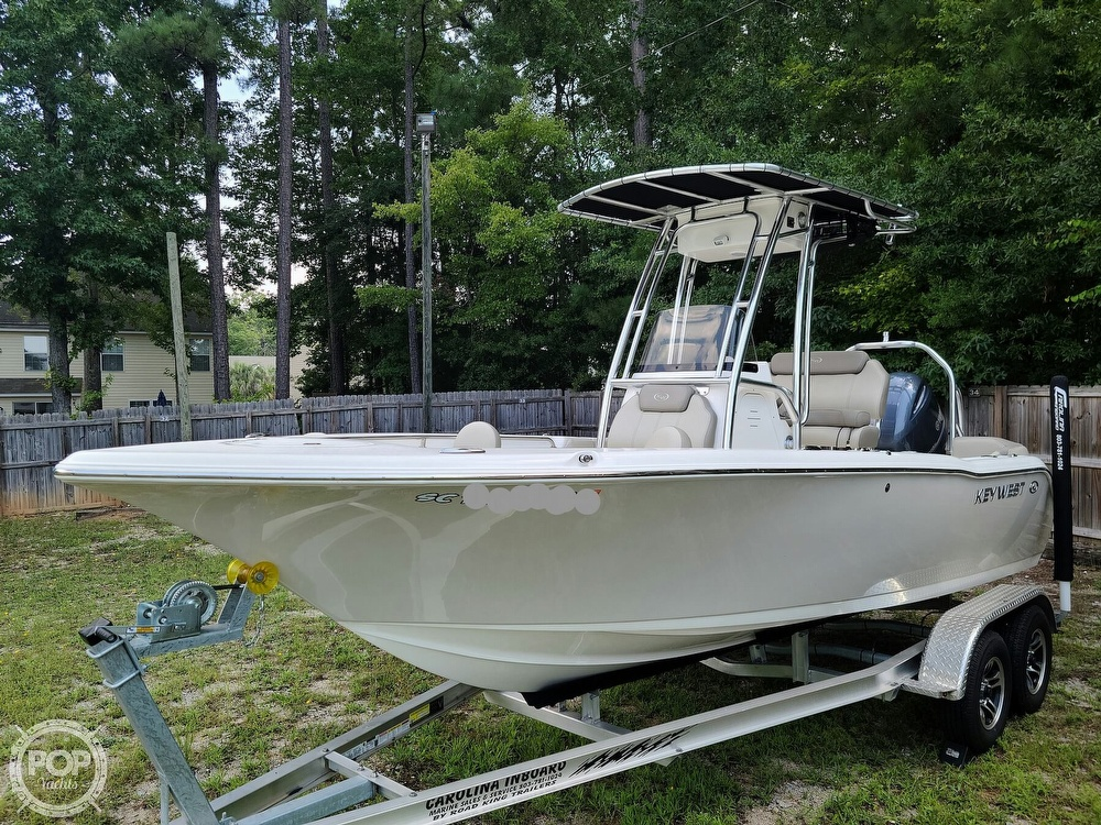 2021 Key West boat for sale, model of the boat is 203 FS & Image # 7 of 40