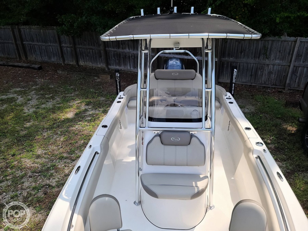 2021 Key West boat for sale, model of the boat is 203 FS & Image # 13 of 40