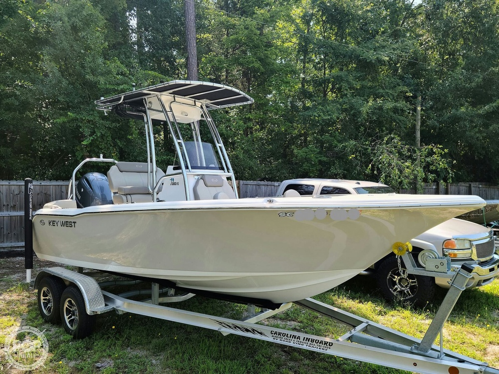 2021 Key West boat for sale, model of the boat is 203 FS & Image # 3 of 40