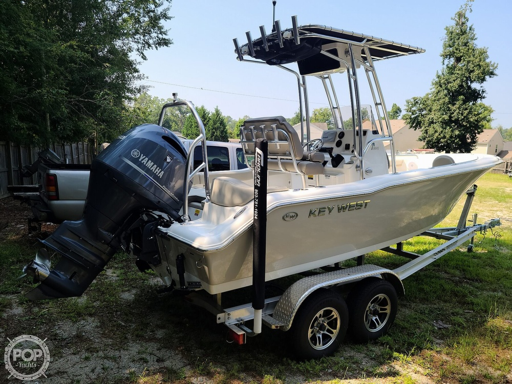 2021 Key West boat for sale, model of the boat is 203 FS & Image # 10 of 40
