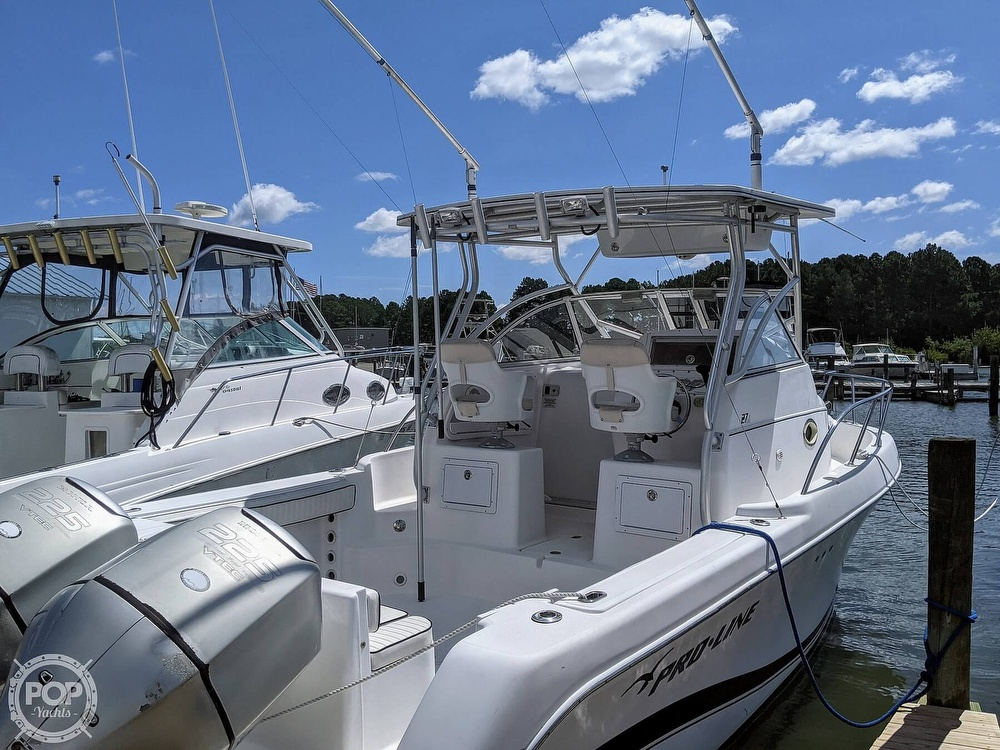 2004 Pro-Line boat for sale, model of the boat is 27 Walk & Image # 7 of 40