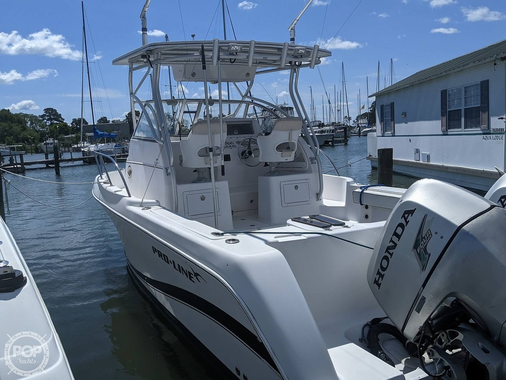 2004 Pro-Line boat for sale, model of the boat is 27 Walk & Image # 26 of 40
